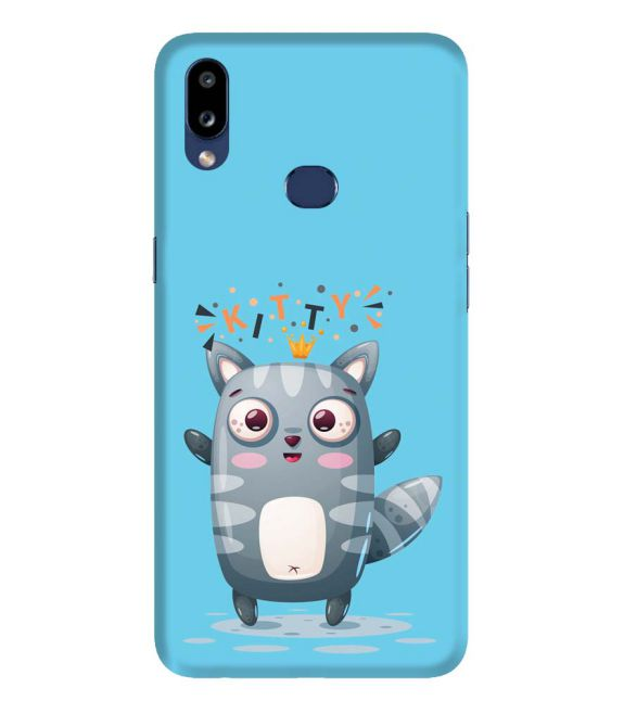 Kitty Back Cover for Samsung Galaxy A10s