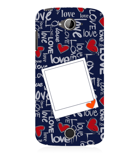 Love All Around Back Cover for Acer Liquid Zade 530