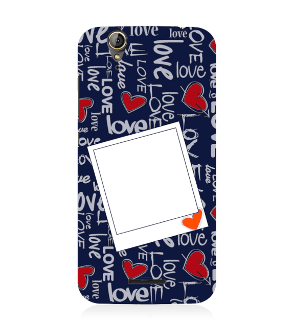 Love All Around Back Cover for Acer Liquid Zade 630