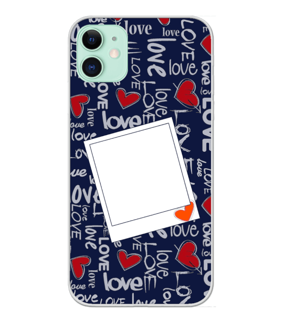 Love All Around Back Cover for Apple iPhone 11