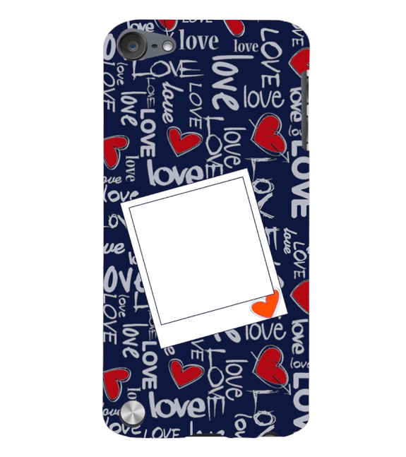 Love All Around Back Cover for Apple iPod Touch 5