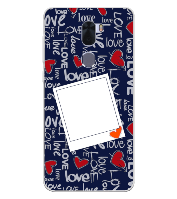 Love All Around Back Cover for Coolpad Cool 1