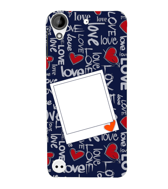 Love All Around Back Cover for HTC Desire 530