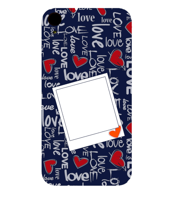Love All Around Back Cover for HTC Desire 830