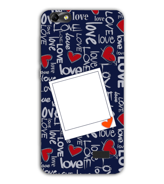 Love All Around Back Cover for Huawei Honor 4C