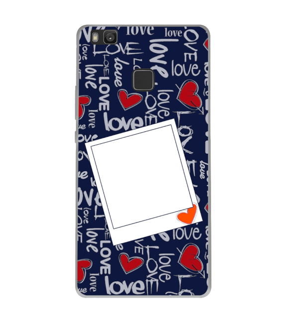 Love All Around Back Cover for Huawei Honor 8 Smart