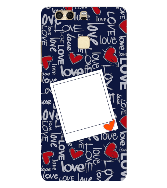 Love All Around Back Cover for Huawei P9