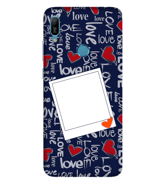 Love All Around Back Cover for Huawei Y6 Prime (2019)