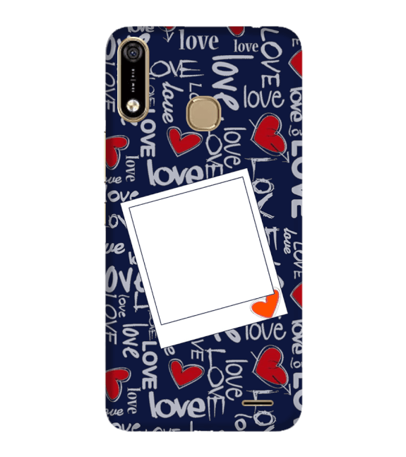 Love All Around Back Cover for Infinix Hot 7 Pro