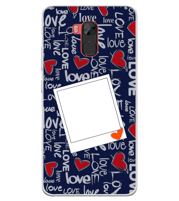 Love All Around Back Cover for Infinix Note 5 Stylus