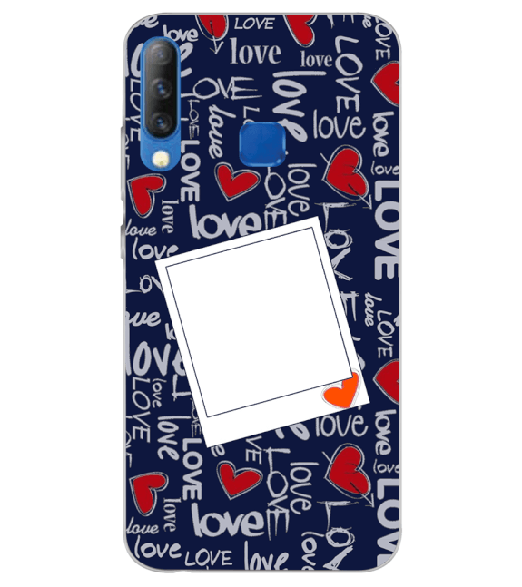 Love All Around Back Cover for Infinix S4