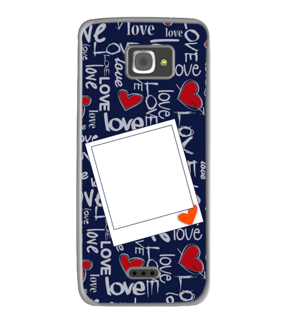 Love All Around Back Cover for InFocus M350