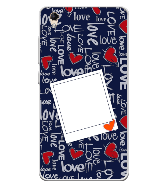 Love All Around Back Cover for Lava Z60