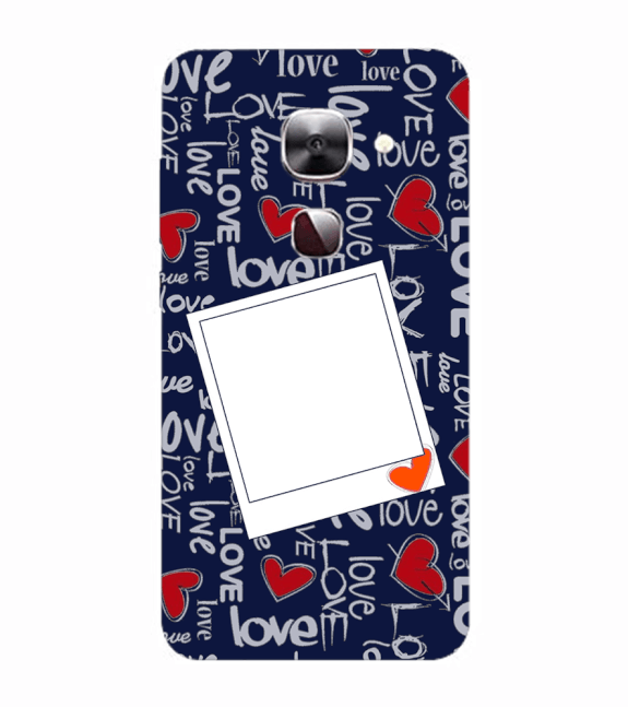 Love All Around Back Cover for LeEco Le 2s