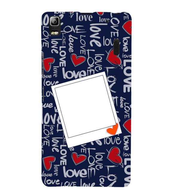 Love All Around Back Cover for Lenovo A7000 and K3 Note