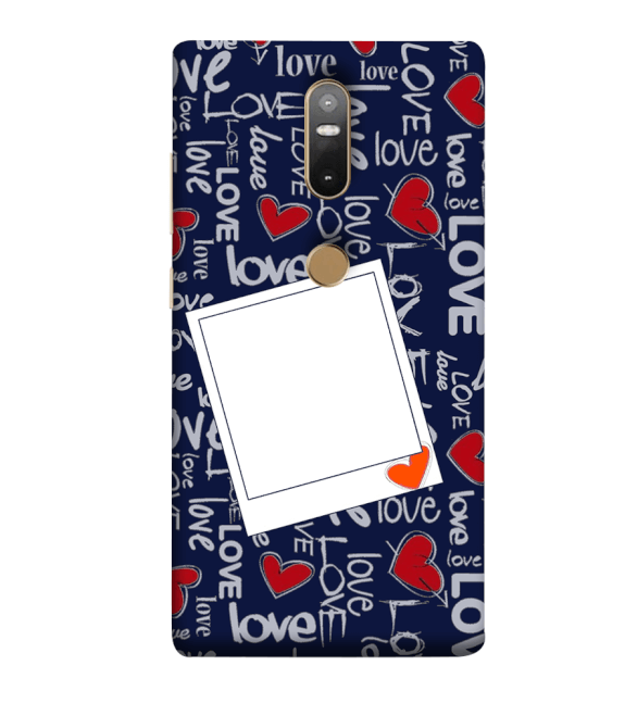 Love All Around Back Cover for Lenovo Phab 2 Plus