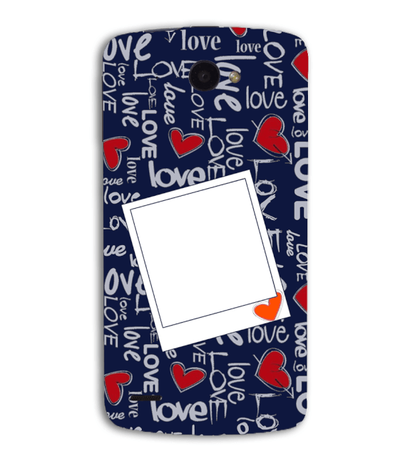 Love All Around Back Cover for Lenovo S920