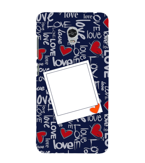 Love All Around Back Cover for Lenovo Vibe P1