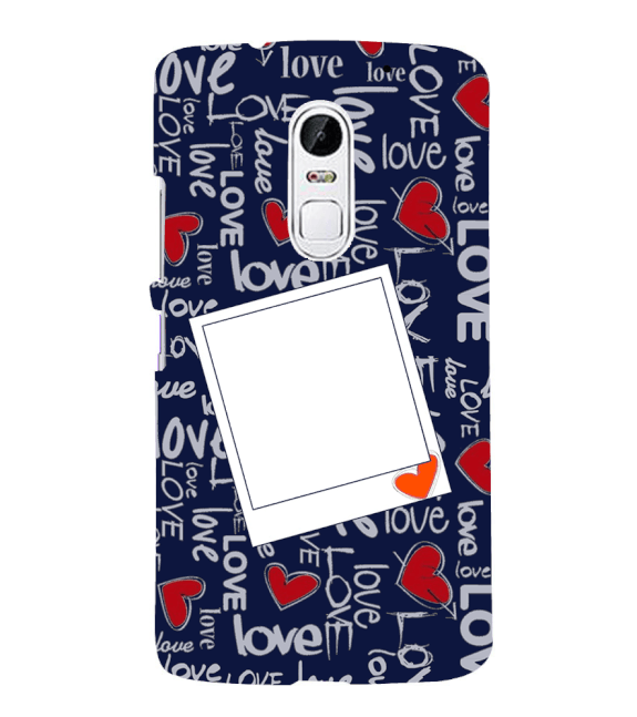 Love All Around Back Cover for Lenovo Vibe X3