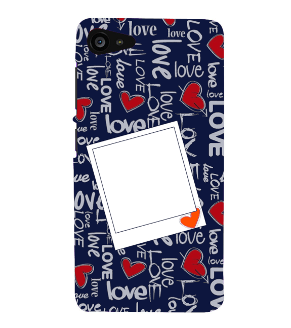 Love All Around Back Cover for Lenovo ZUK Z2