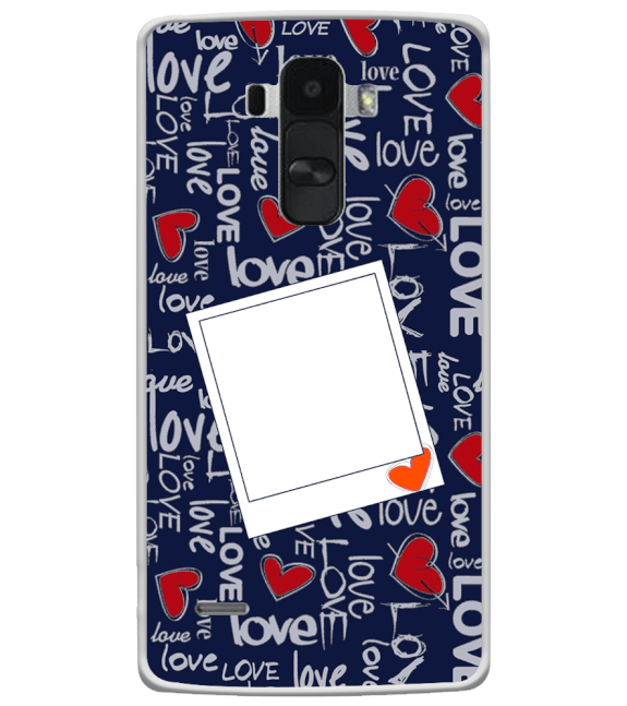 Love All Around Back Cover for LG G4 Stylus