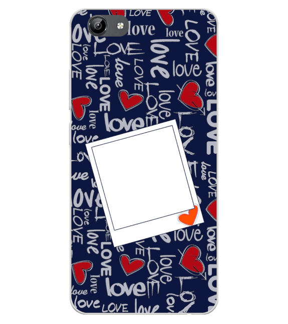 Love All Around Back Cover for Oppo A1k