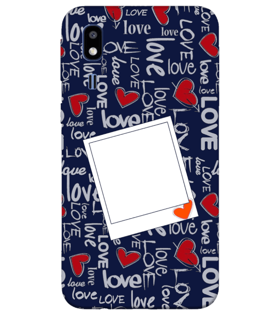 Love All Around Back Cover for Samsung Galaxy A2 Core