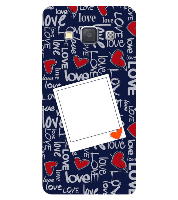 Love All Around Back Cover for Samsung Galaxy A3 (2015)