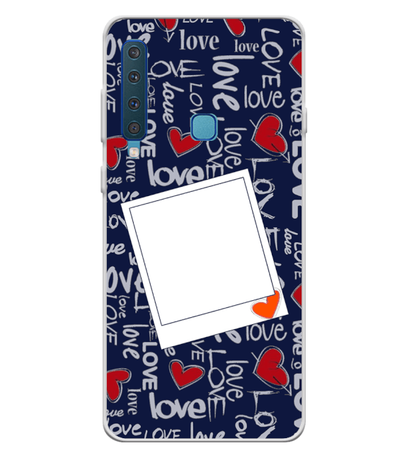Love All Around Back Cover for Samsung Galaxy A9 (2018)