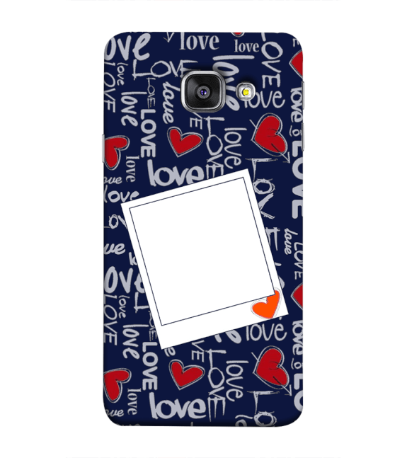 Love All Around Back Cover for Samsung Galaxy A9 Pro