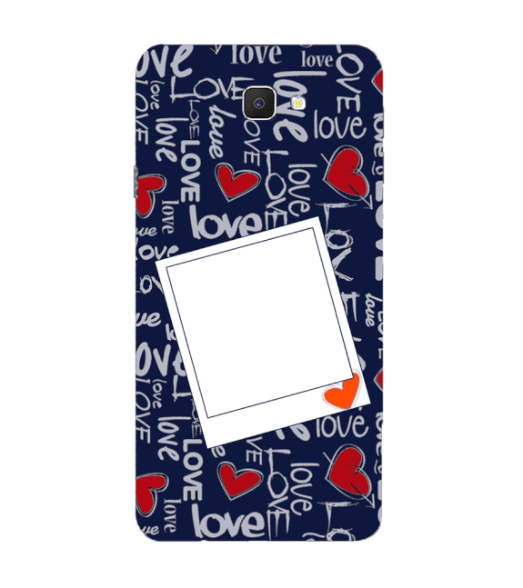 Love All Around Back Cover for Samsung Galaxy C9 Pro