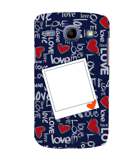 Love All Around Back Cover for Samsung Galaxy Core I8260