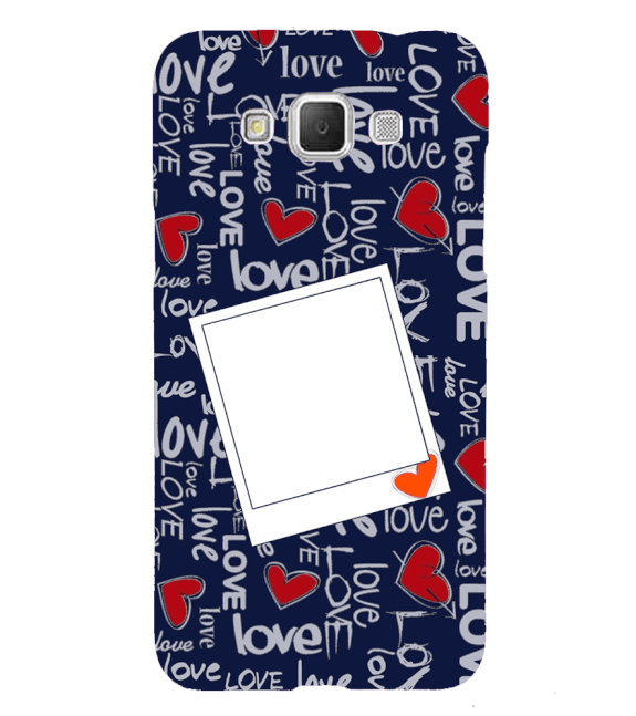 Love All Around Back Cover for Samsung Galaxy Grand Max G720