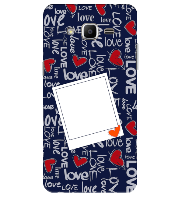 Love All Around Back Cover for Samsung Galaxy J2 Ace