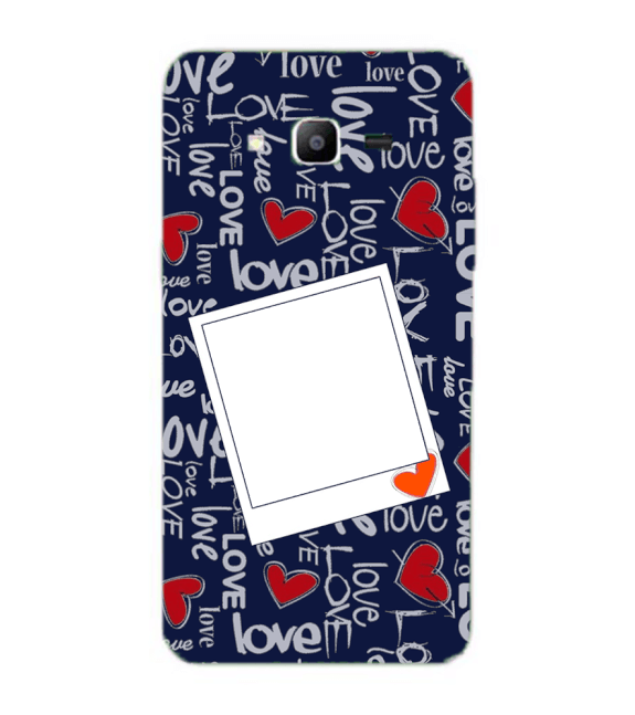 Love All Around Back Cover for Samsung Galaxy J2 Prime