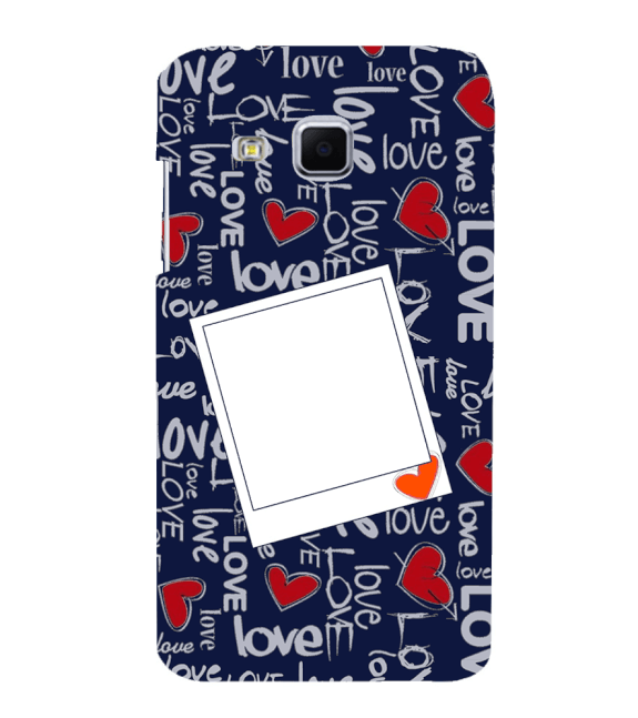 Love All Around Back Cover for Samsung Galaxy J3