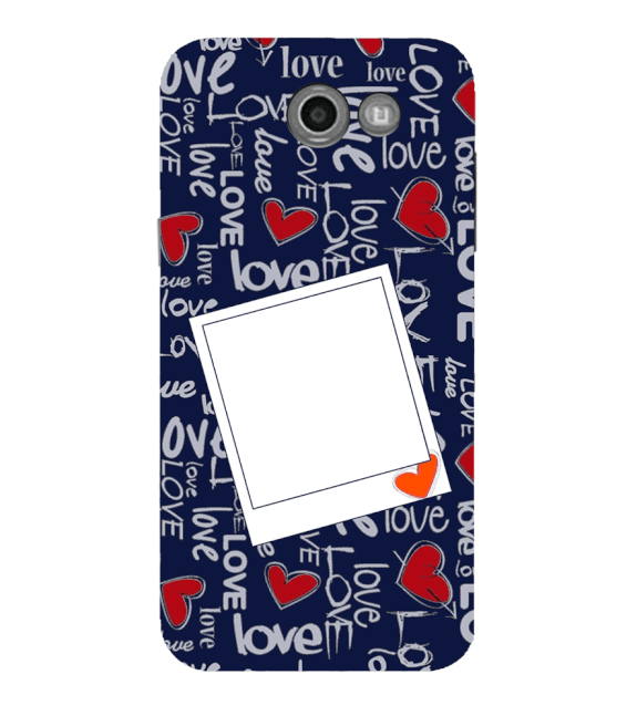 Love All Around Back Cover for Samsung Galaxy J7 (2017)