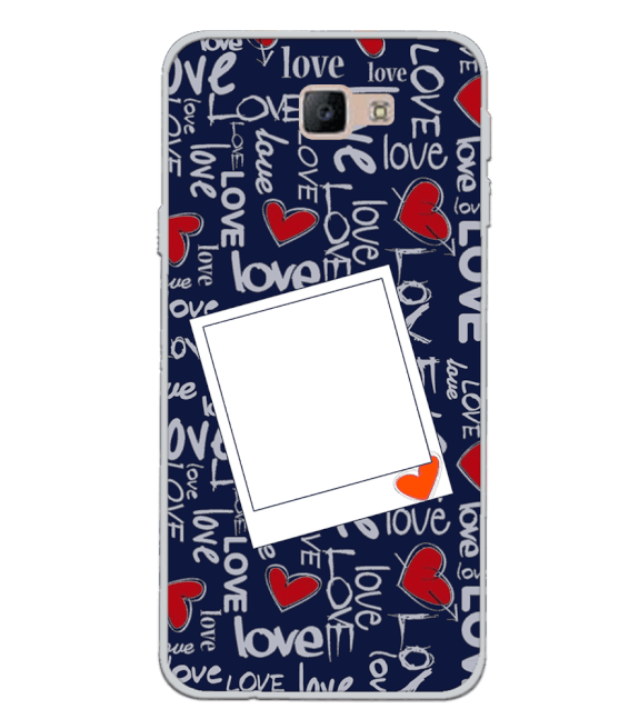 Love All Around Back Cover for Samsung Galaxy J7 Prime (2016)