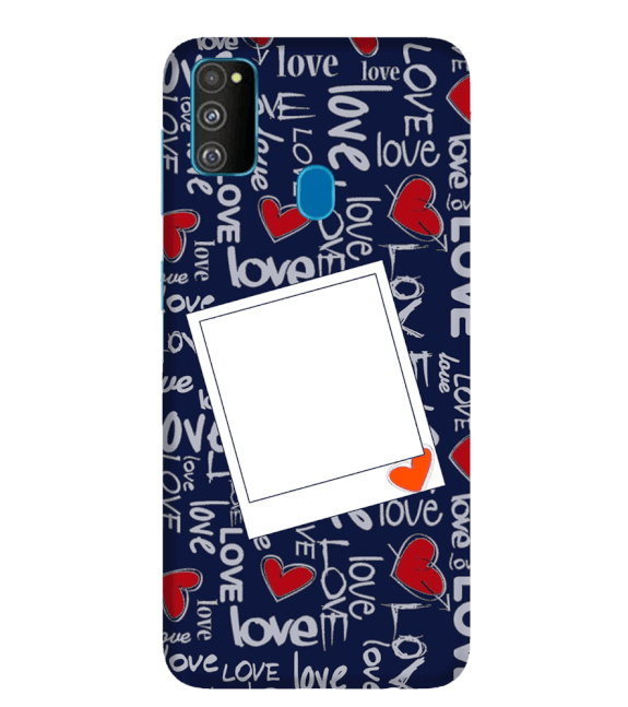 Love All Around Back Cover for Samsung Galaxy M30s
