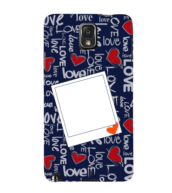 Love All Around Back Cover for Samsung Galaxy Note 3