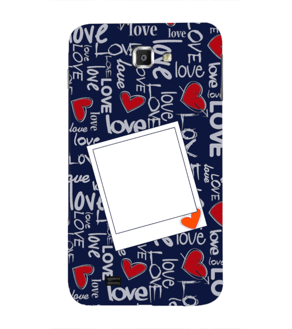 Love All Around Back Cover for Samsung Galaxy Note N7000