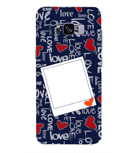 Love All Around Back Cover for Samsung Galaxy S8