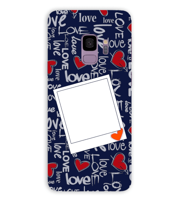 Love All Around Back Cover for Samsung Galaxy S9