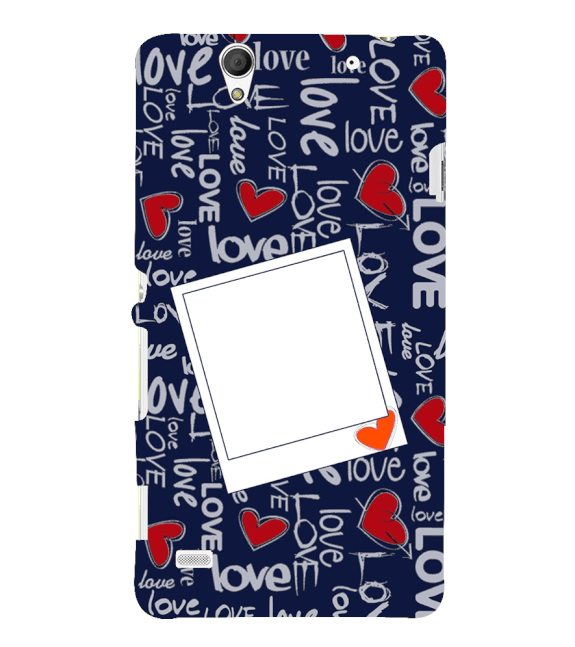 Love All Around Back Cover for Sony Xperia C4