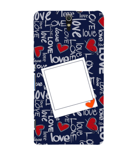 Love All Around Back Cover for Sony Xperia C5