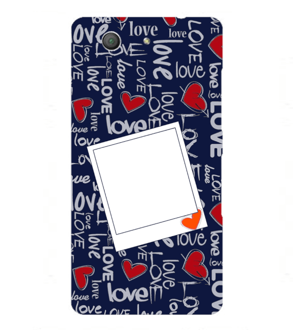 Love All Around Back Cover for Sony Xperia Z3+ and Xperia Z4