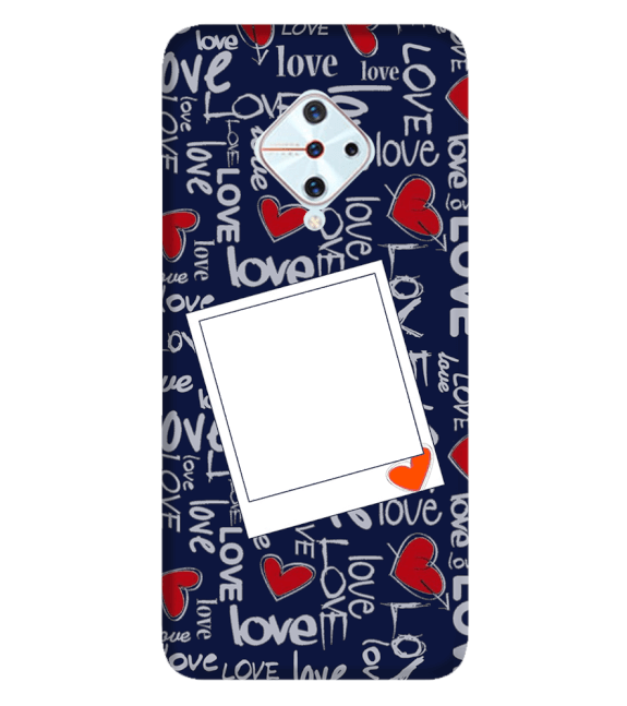 Love All Around Back Cover for Vivo S1 Pro