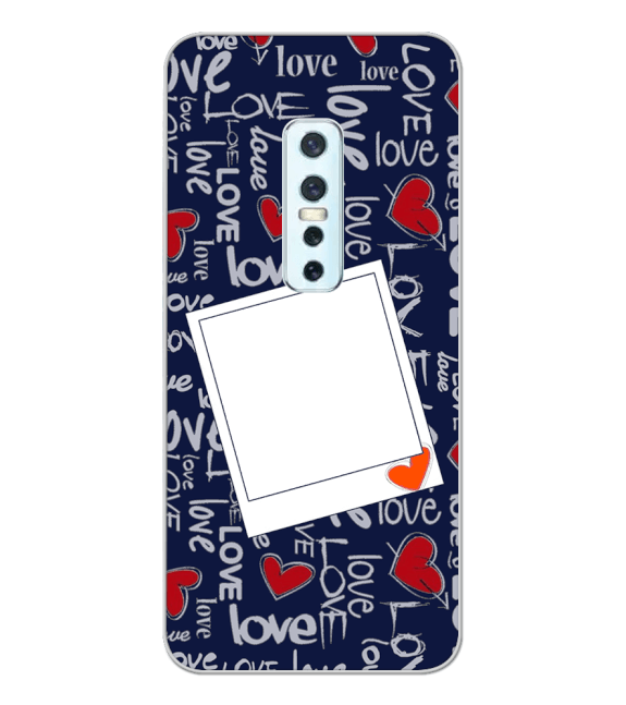 Love All Around Back Cover for Vivo V17 Pro