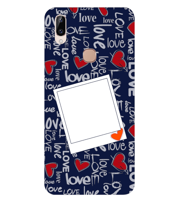 Love All Around Back Cover for Vivo Y83 Pro