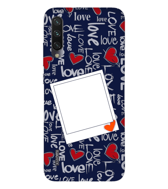 Love All Around Back Cover for Xiaomi Mi A3
